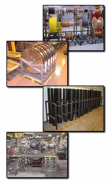 Material Handling Products and Storage Systems Wisconsin